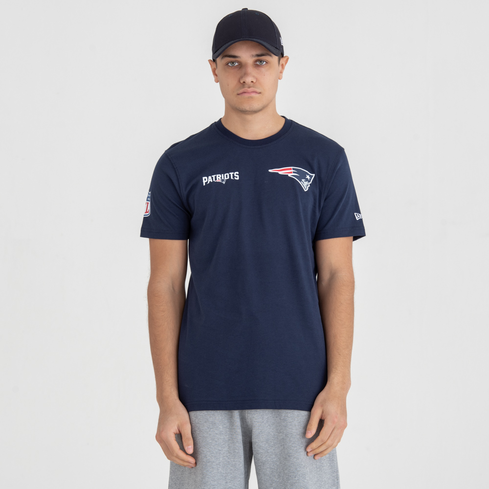 Camiseta New England Patriots Established Number
