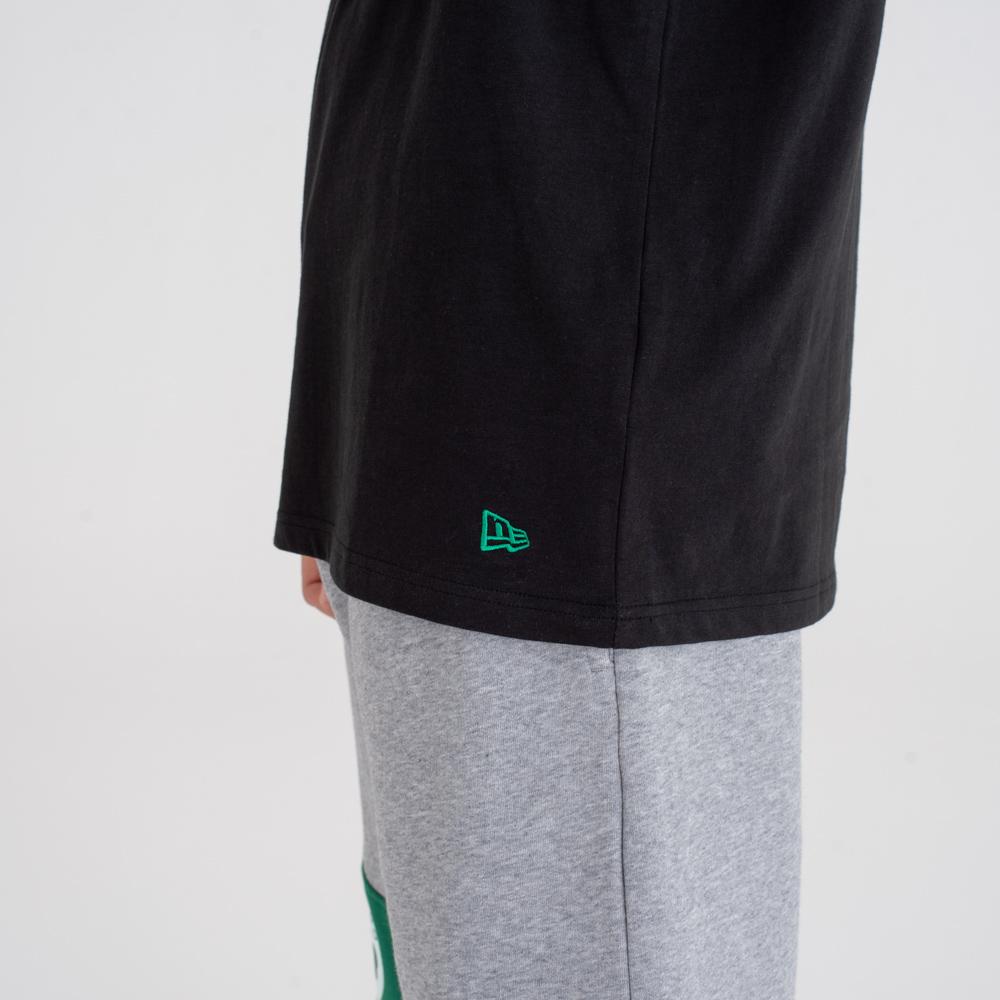 Boston Celtics Double Logo – Tanktop – Schwarz