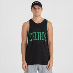 Boston Celtics Double Logo – Tanktop – Schwarz
