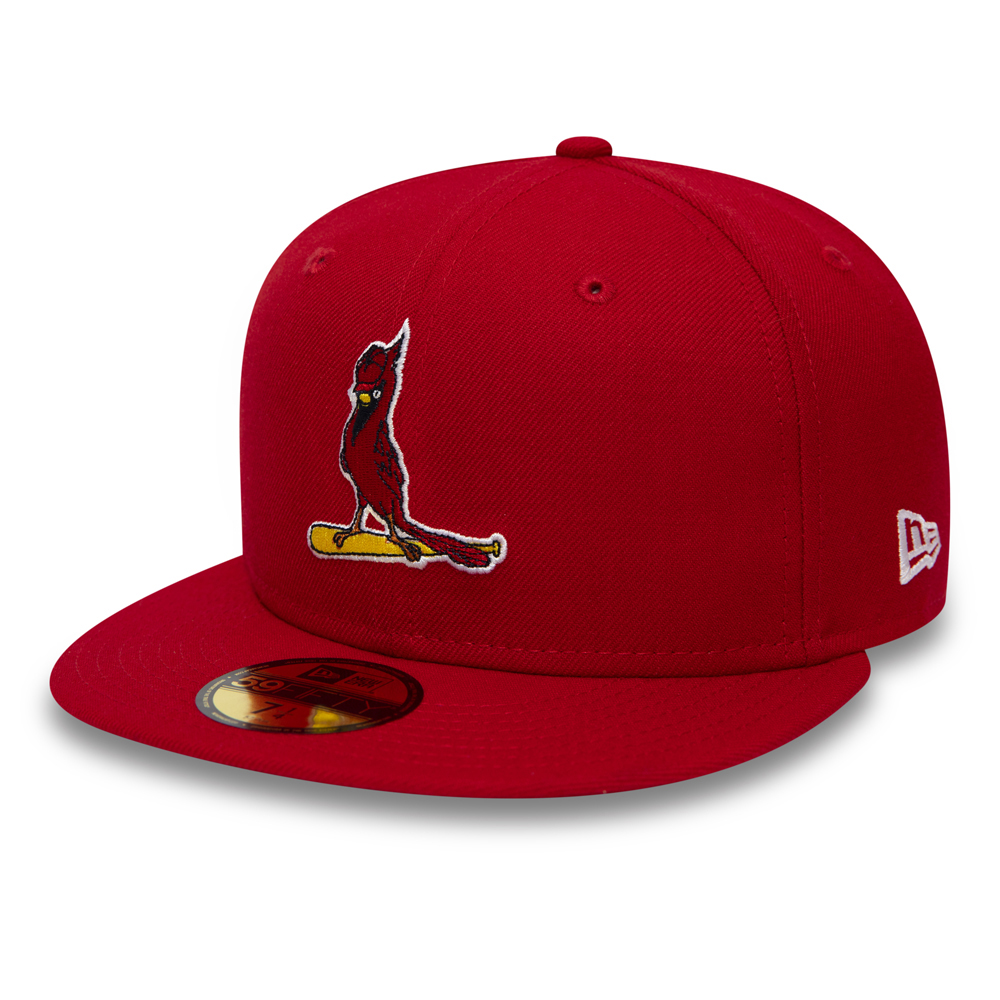 St.Louis Cardinals Coopers Town 59FIFTY scarlatto