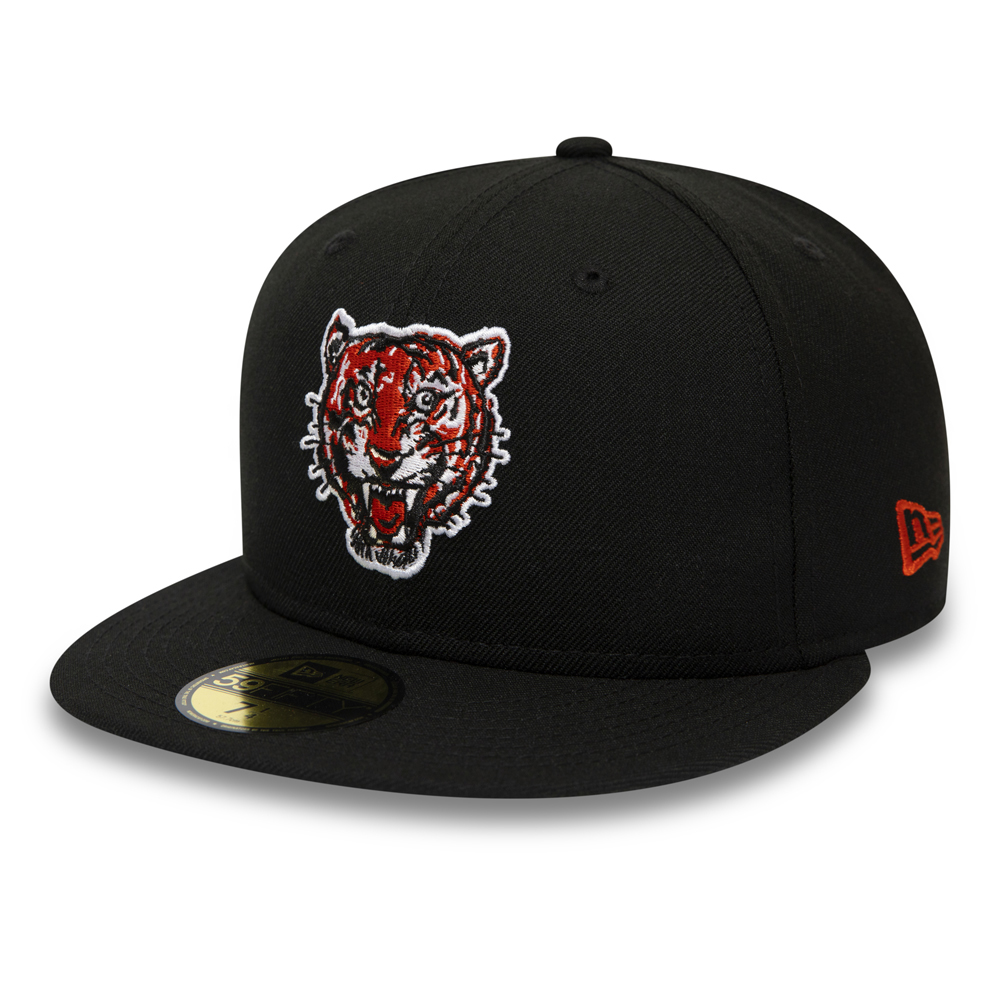 59FIFTY – Detroit Tigers – Coopers Town – Schwarz