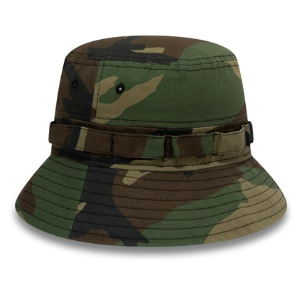 New Era Explorer Woodland Camo Bucket