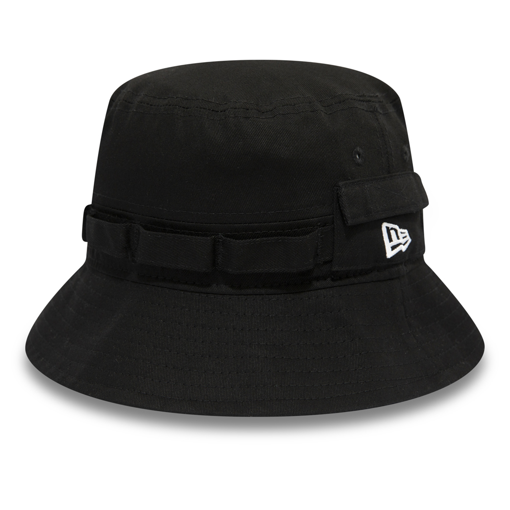 6dff147f2ee New Era Explorer Black Bucket