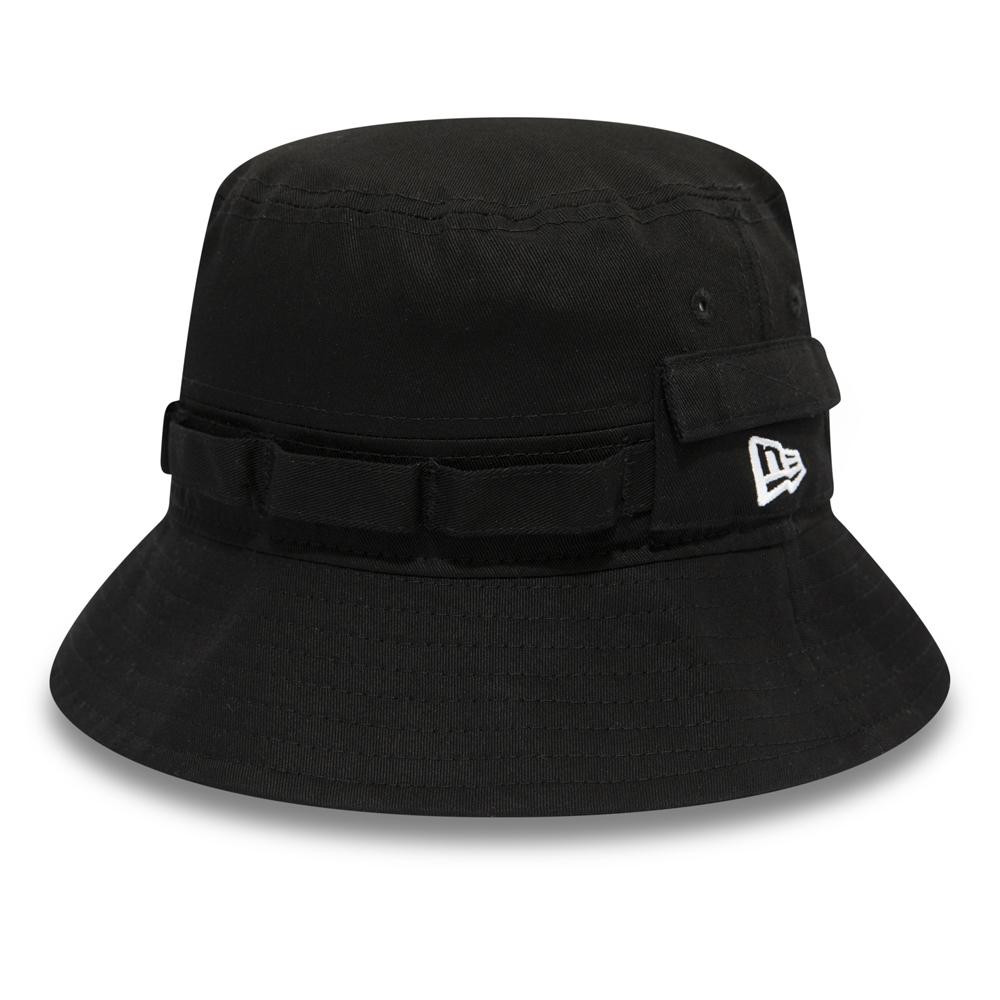49fd94d1838 New Era Explorer Black Bucket