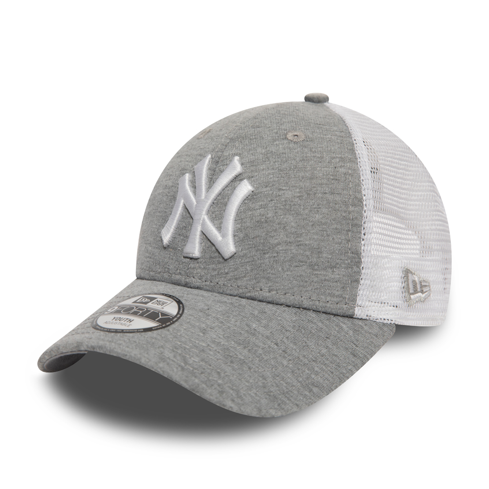 New York Yankees Home Field Kids Graphite 9FORTY