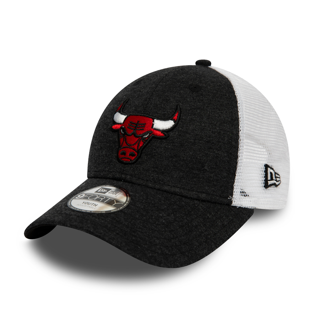 71ac62b50b6 Chicago Bulls Home Field Kids Black 9FORTY