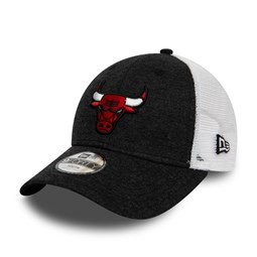 Chicago Bulls Home Field 9FORTY niño, negro