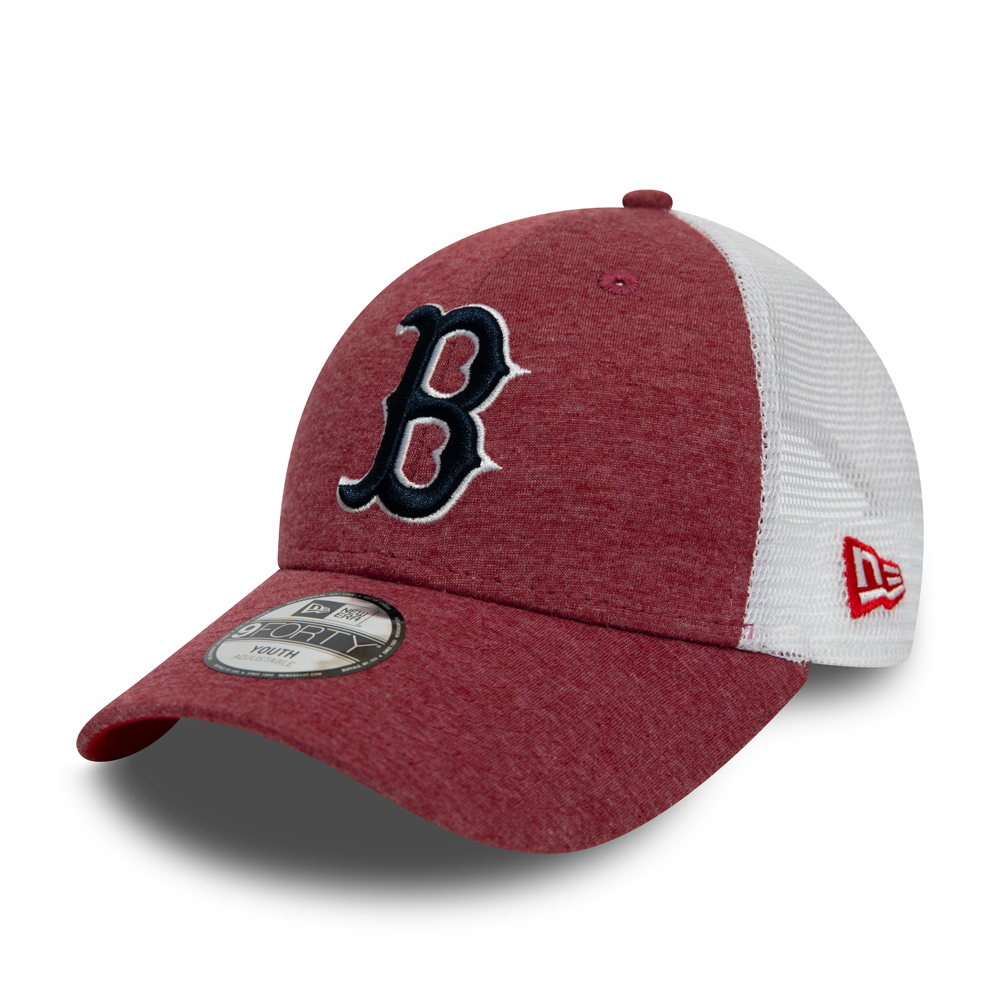 Boston Red Sox Home Field Kids Red 9FORTY