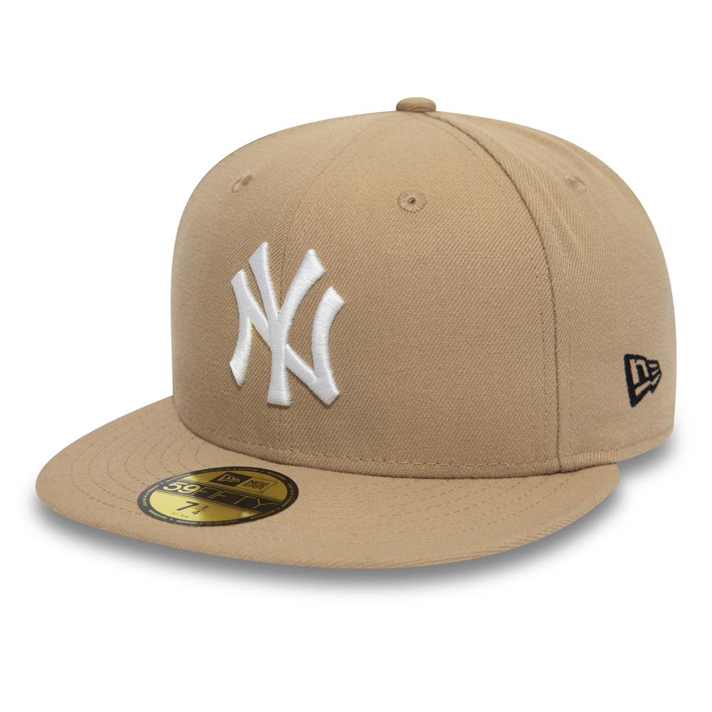 New York Yankees Seasonal 59FIFTY, camel