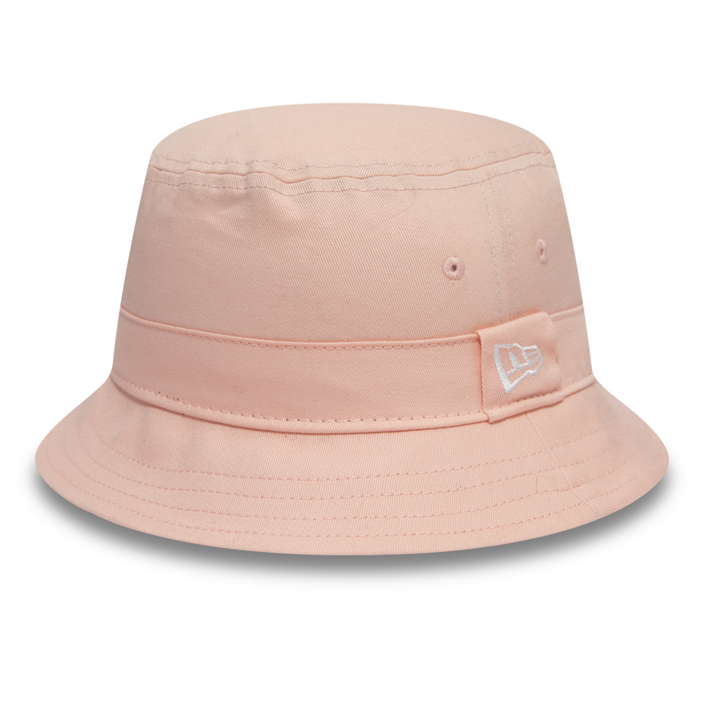New Era Womens Essential Pink Bucket