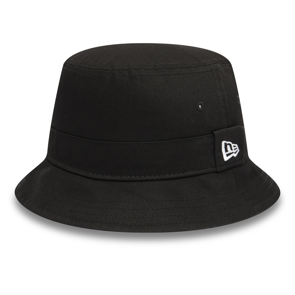 Cappello da pescatore New Era Essential nero donna