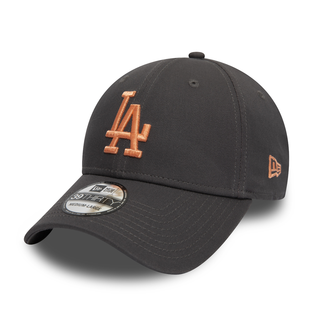 6b40b129c9e Los Angeles Dodgers Essential Graphite 39THIRTY