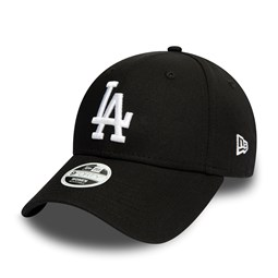 Los Angeles Dodgers Essential 9FORTY mujer, negro