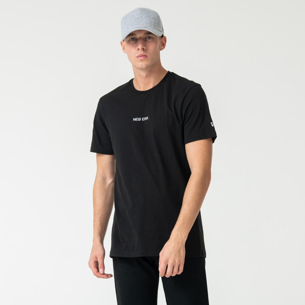 Camiseta New Era Essential, negro