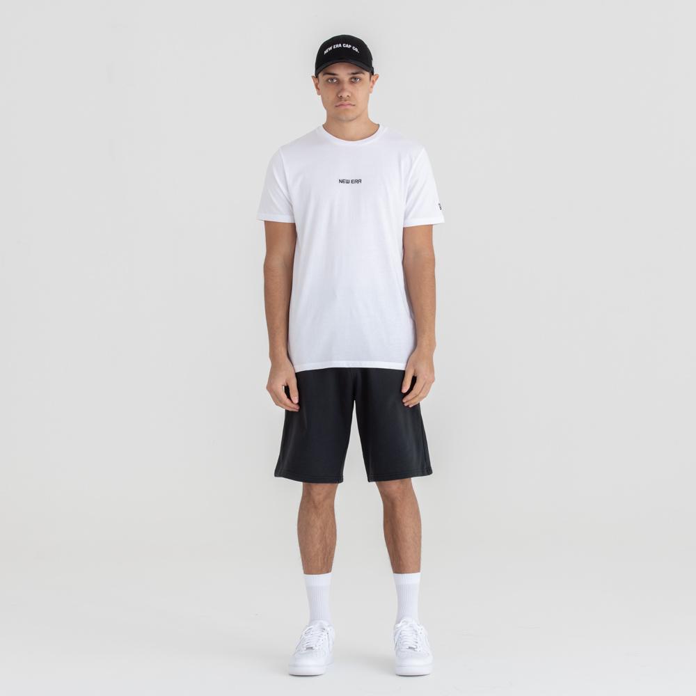 Camiseta New Era Essential, blanco