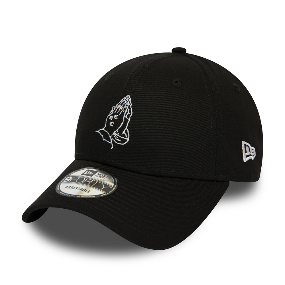 New Era Script 9FORTY nero