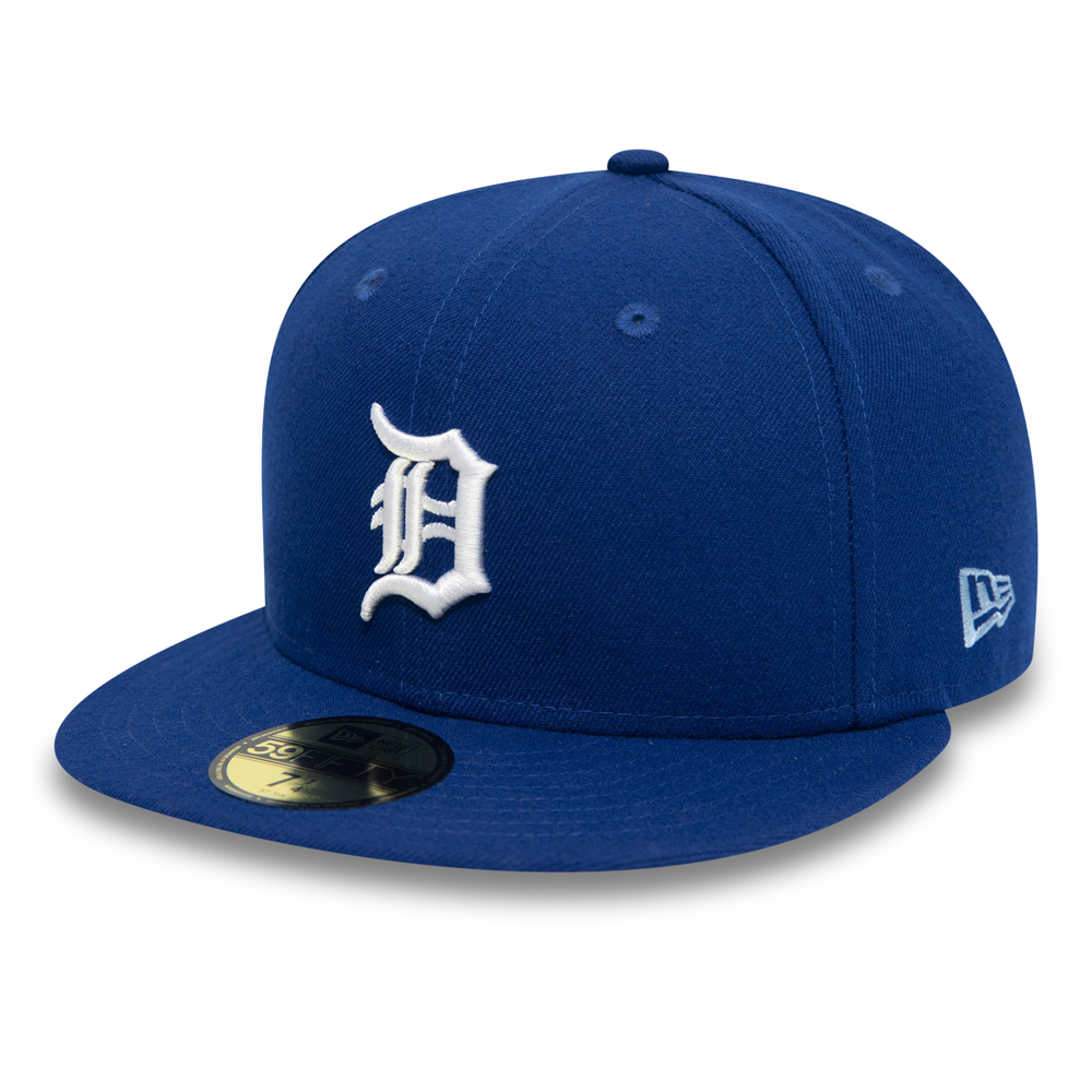 53f19ef4 Detroit Tigers Essential Blue 59FIFTY