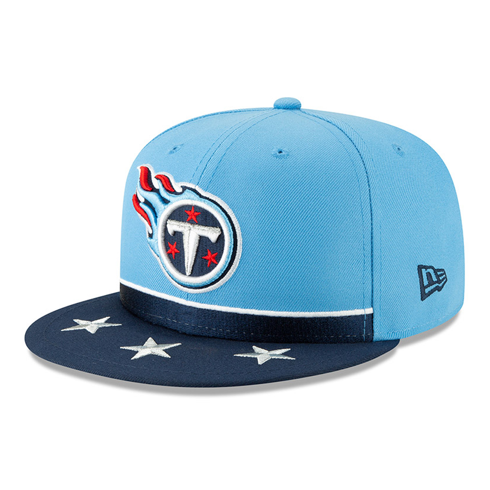 894a97a5d Tennessee Titans NFL Draft 2019 59FIFTY