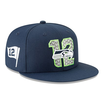 Seattle Seahawks NFL Draft 2019 59FIFTY