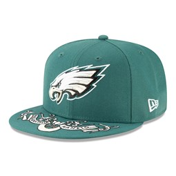 f4fb621d44e Philadelphia Eagles NFL Draft 2019 59FIFTY