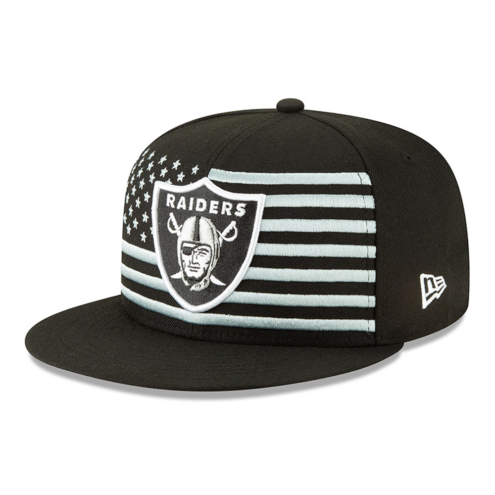b130962ab3f Oakland Raiders NFL Draft 2019 59FIFTY