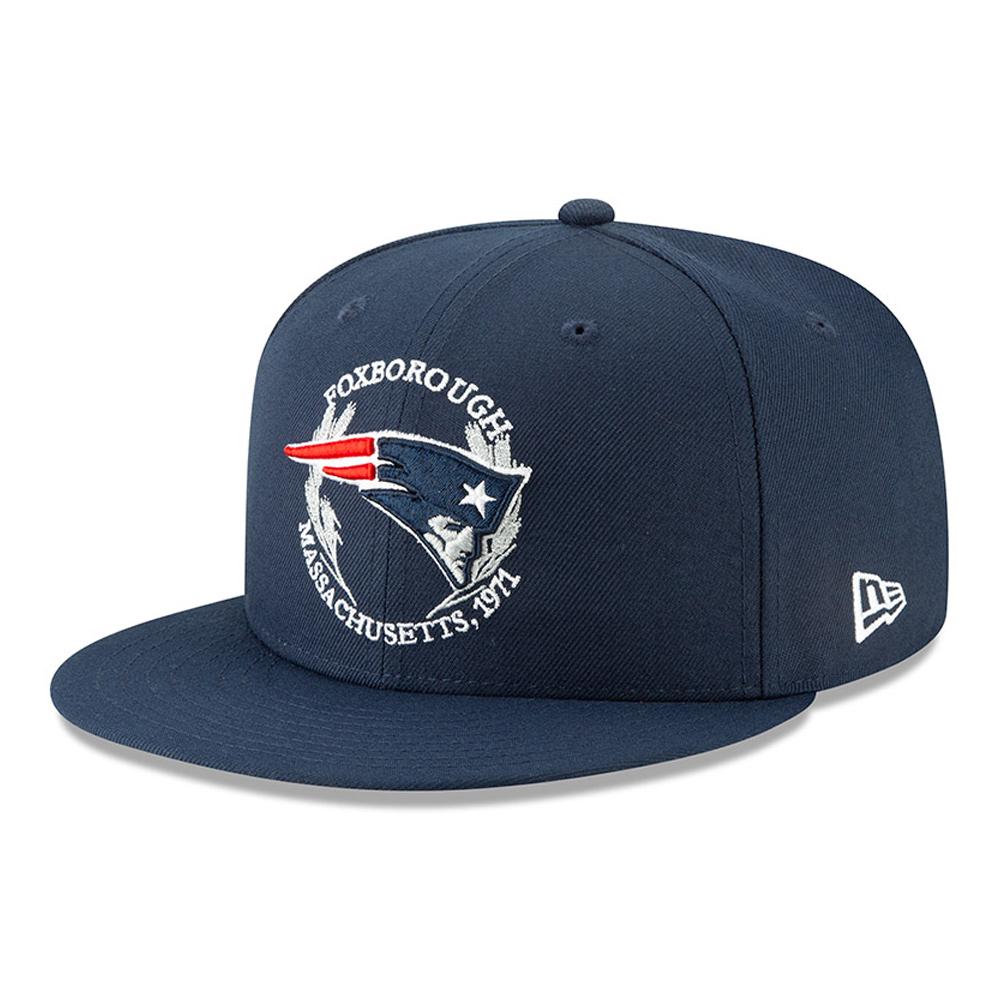 low priced 1f6b0 61103 New England Patriots NFL Draft 2019 59FIFTY