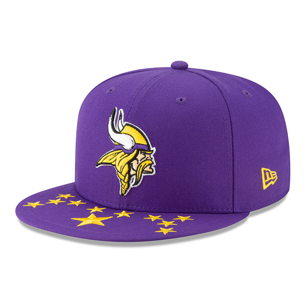 Minnesota Vikings NFL Draft 2019 59FIFTY