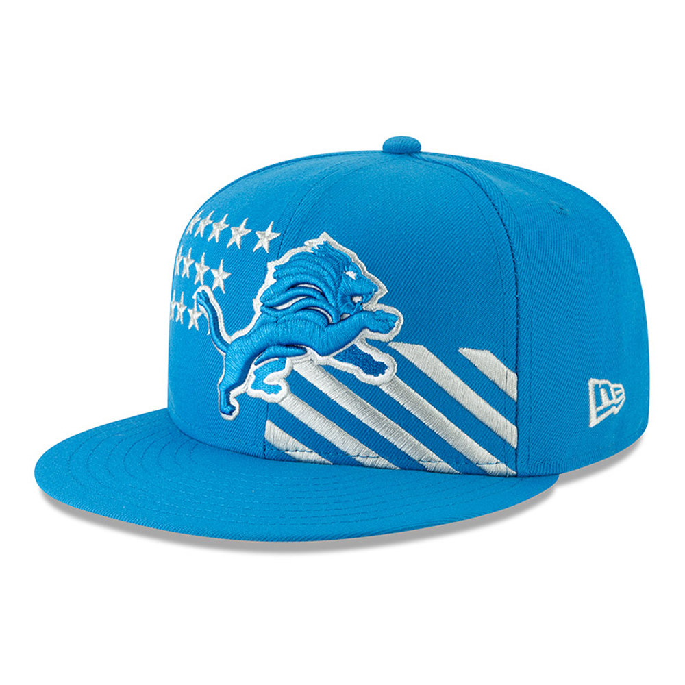 Detroit Lions NFL Draft 2019 59FIFTY