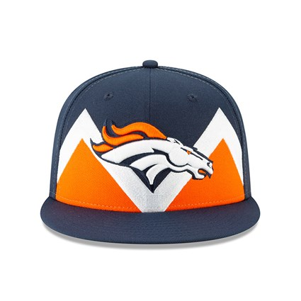 Denver Broncos NFL Draft 2019 59FIFTY