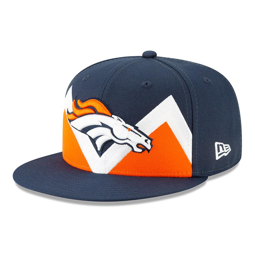 best website d70cc 8505e Denver Broncos NFL Draft 2019 59FIFTY