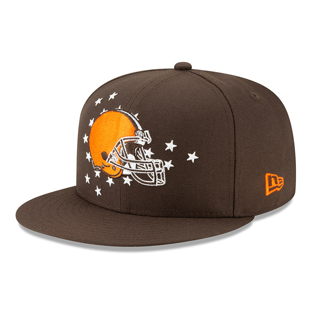 online store c048b 189b9 Cleveland Browns NFL Draft 2019 59FIFTY