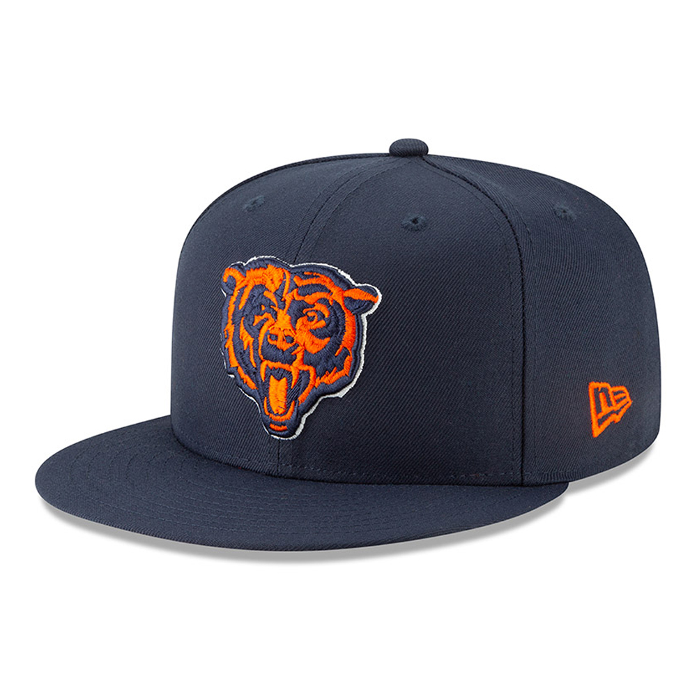the best attitude 60ba2 b7bd2 Chicago Bears NFL Draft 2019 59FIFTY