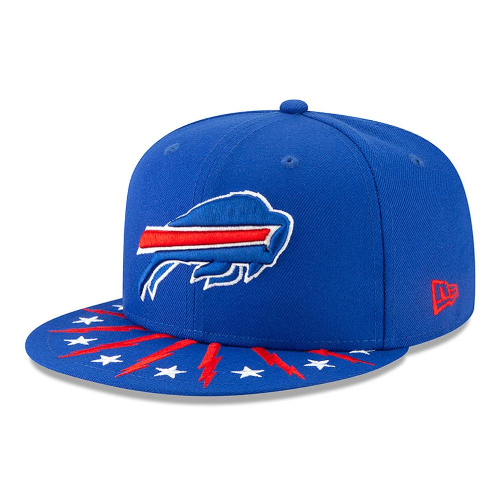2ad58e5788fe4 Buffalo Bills NFL Draft 2019 59FIFTY