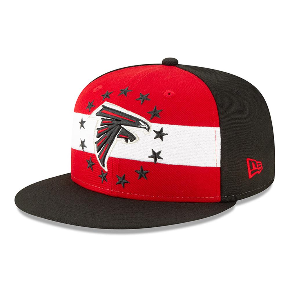 quality design a8c05 9491a Atlanta Falcons NFL Draft 2019 59FIFTY