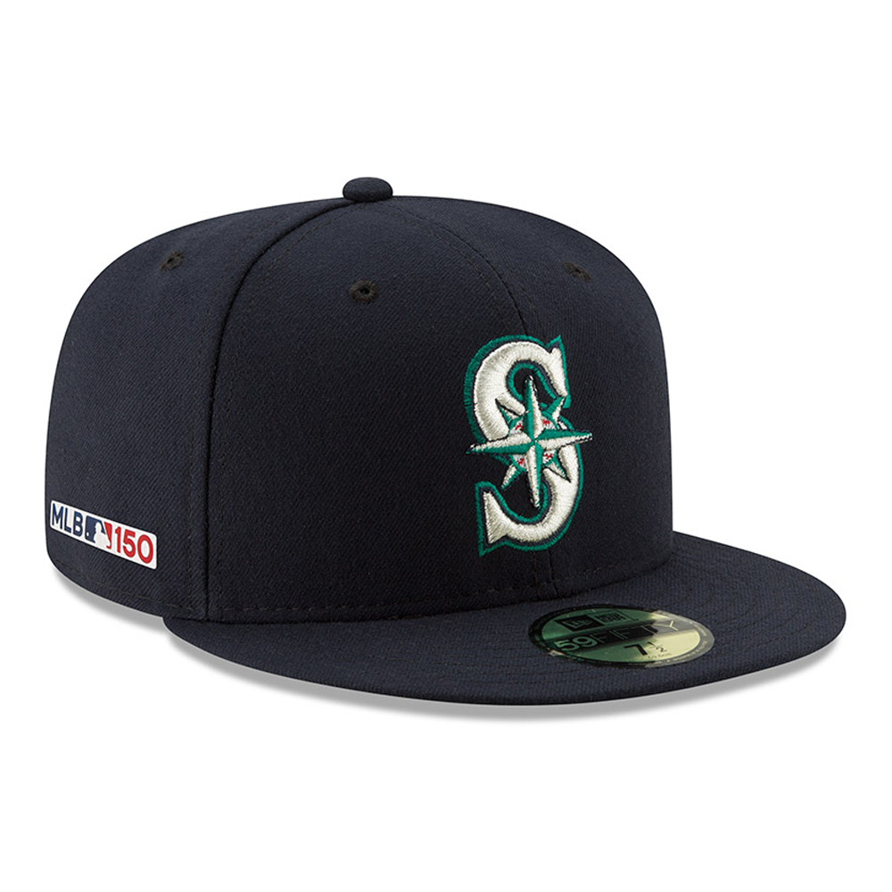 59FIFTY – Seattle Mariners MLB 150th Anniversary On Field