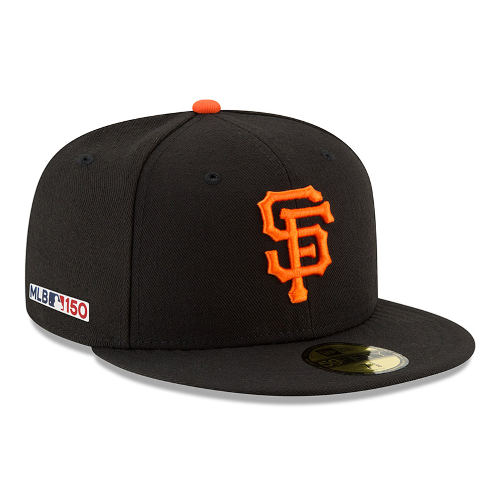 59FIFTY – San Francisco Giants MLB 150th Anniversary On Field