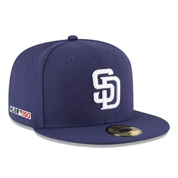 59FIFTY – San Diego Padres MLB 150th Anniversary On Field
