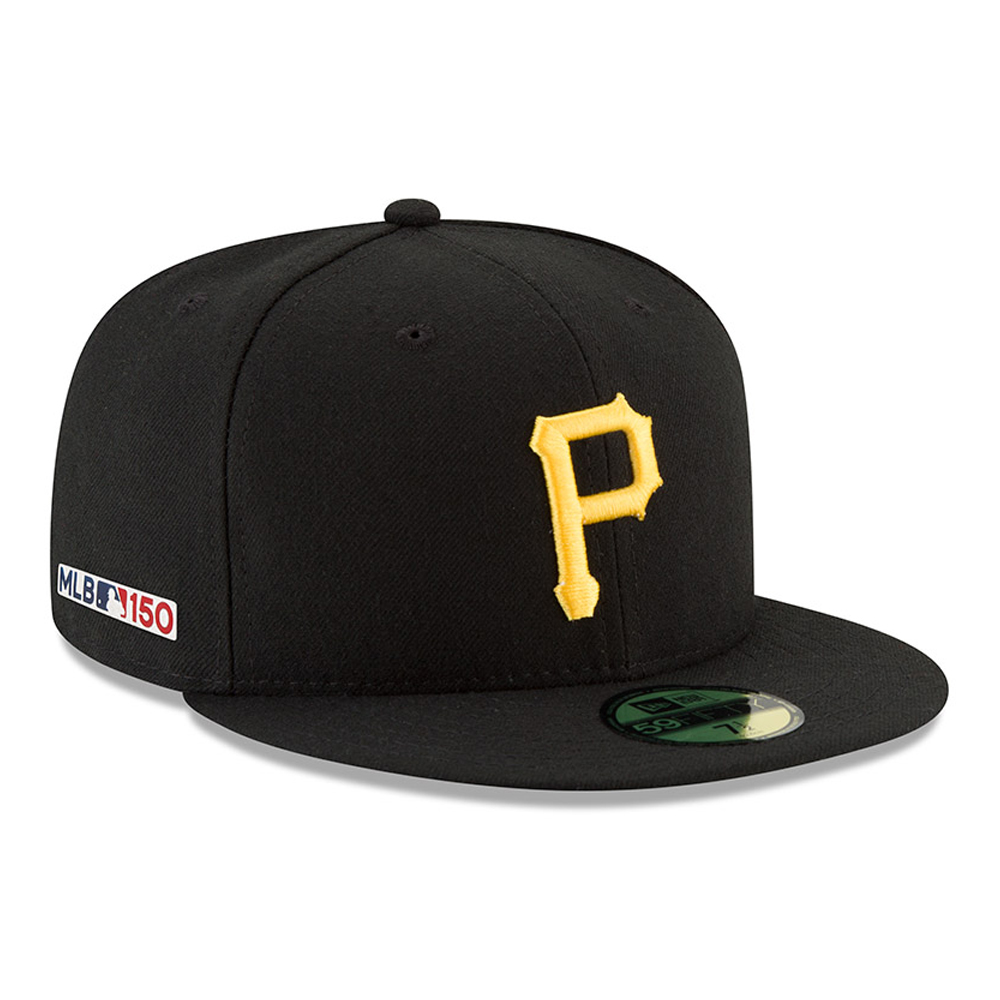 Pittsburgh Pirates MLB 150th Anniversary On Field 59FIFTY