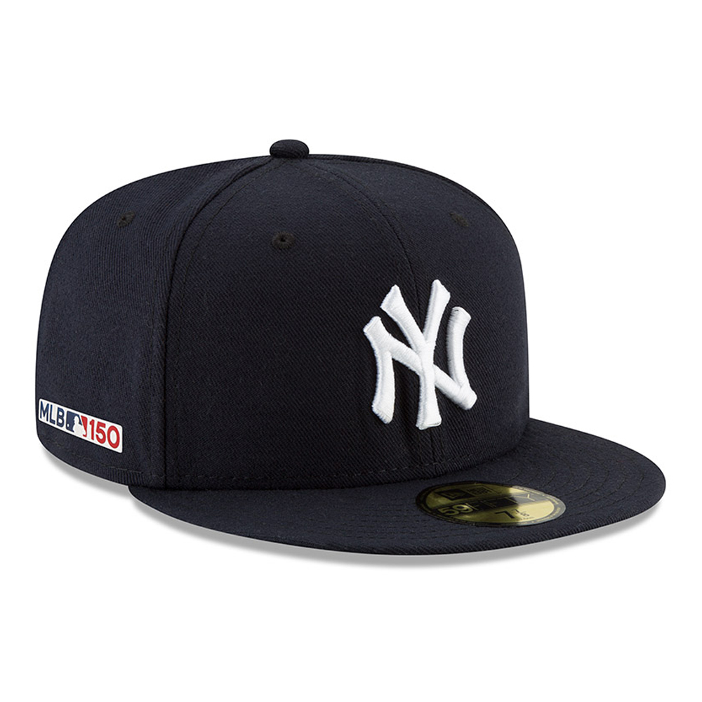 New York Yankees MLB 150th Anniversary On Field 59FIFTY