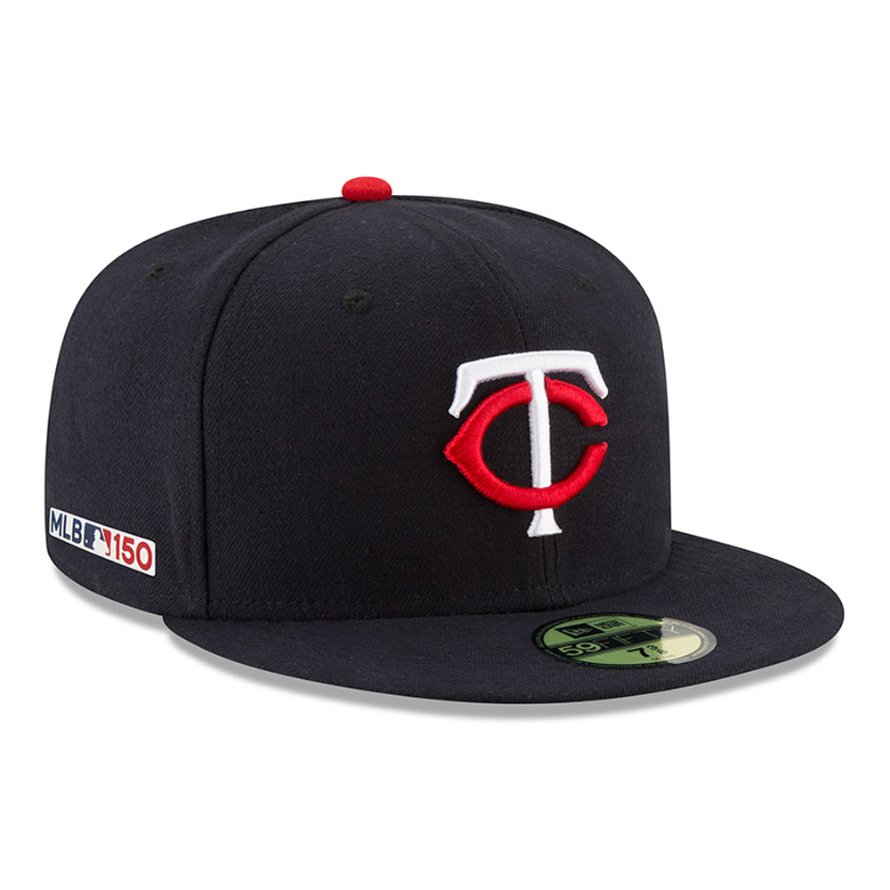 Minnesota Twins MLB 150th Anniversary On Field 59FIFTY