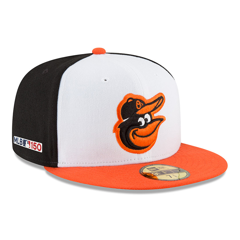 59FIFTY – Baltimore Orioles MLB 150th Anniversary On Field