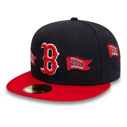 b62729e2cb0 Boston Red Sox 2018 Champions 59FIFTY