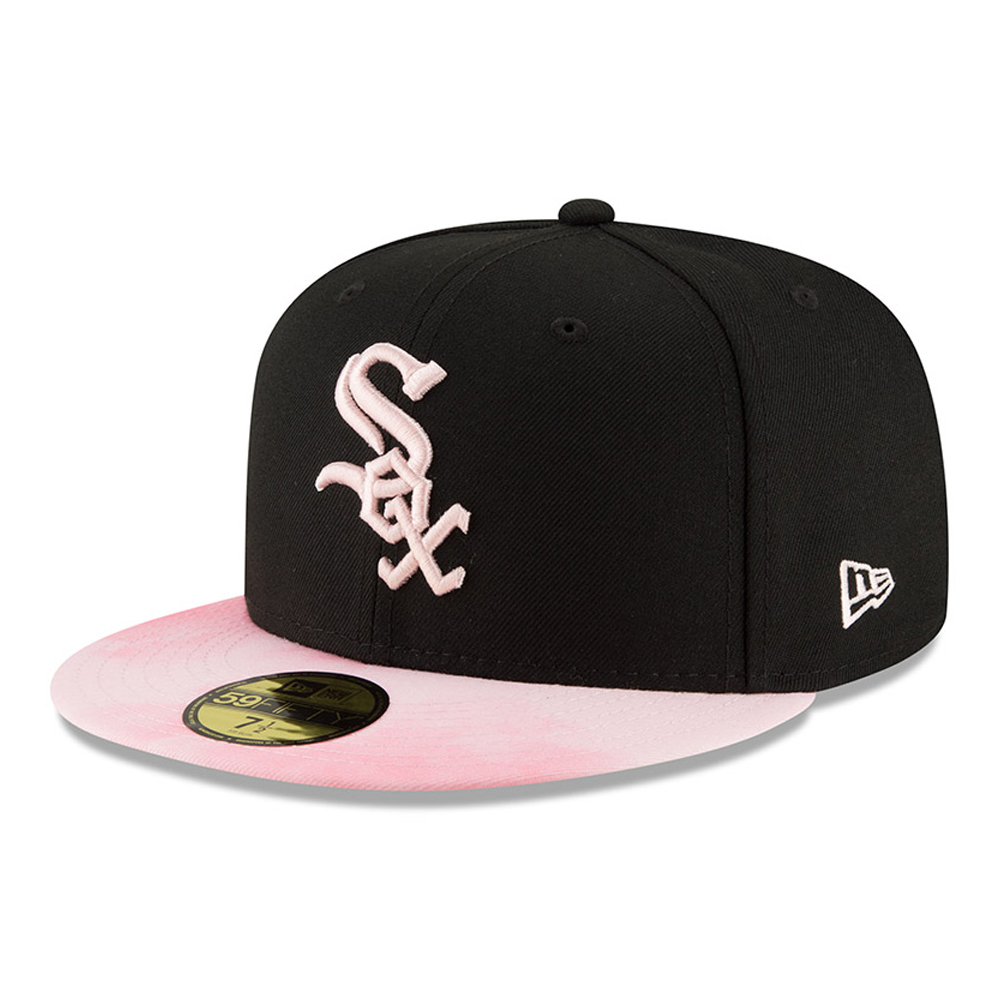 56d50dbb2fb Chicago White Sox Mothers Day On Field 59FIFTY