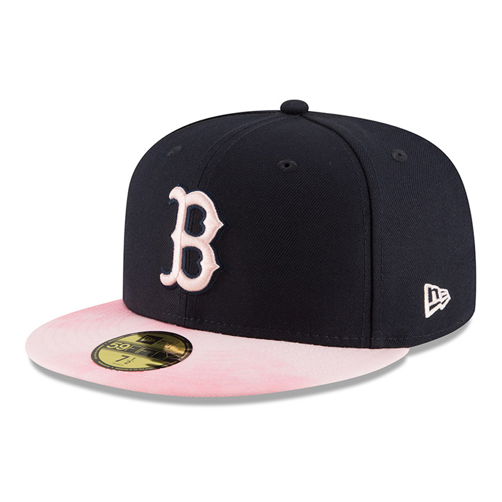 5ea3d2854c4 Boston Red Sox Mothers Day On Field 59FIFTY