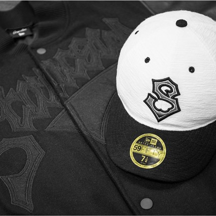 New Era Originators Starcow Varsity Jacket