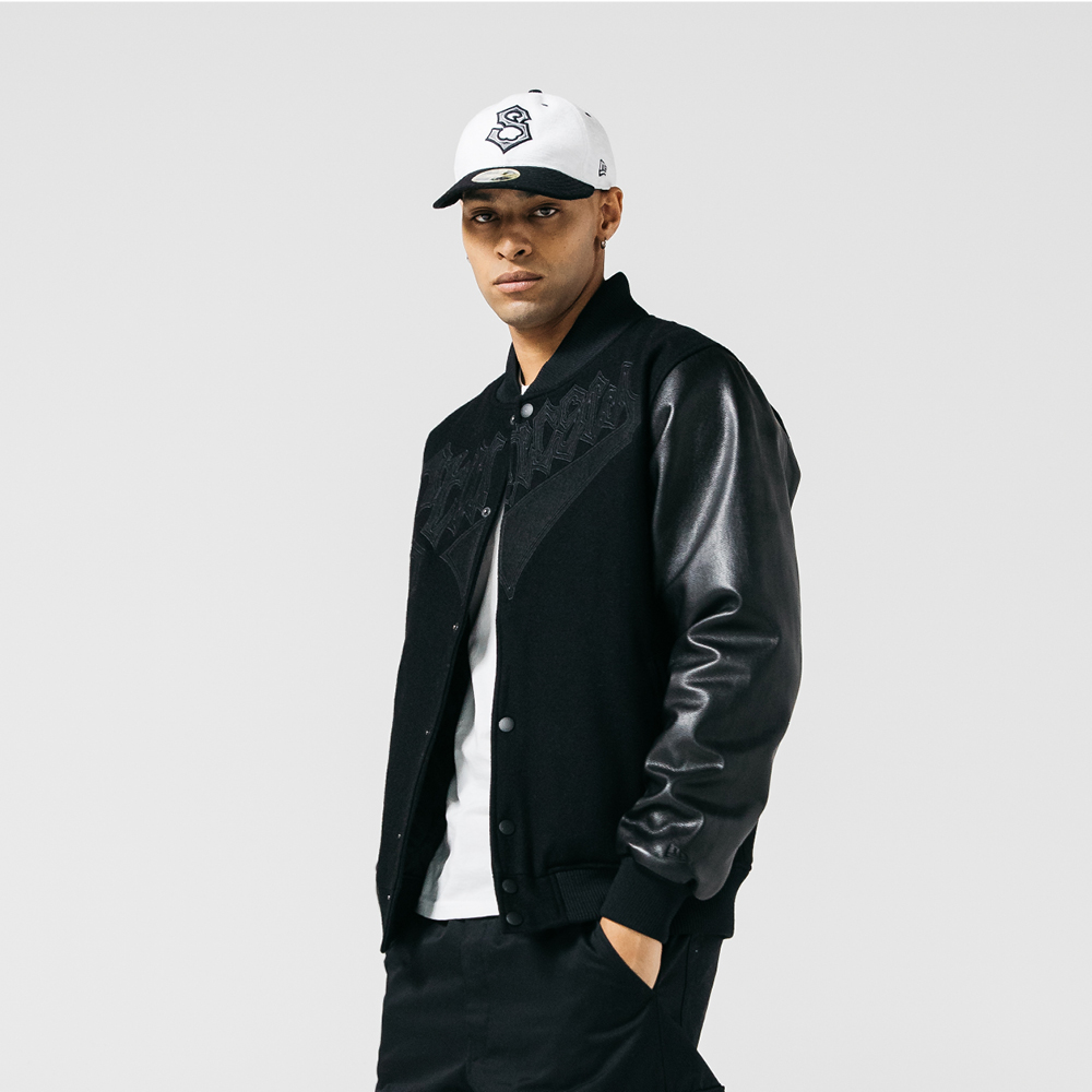 Veste Varsity New Era Originators Starcow