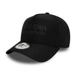 New Era Trucker A-Frame noir