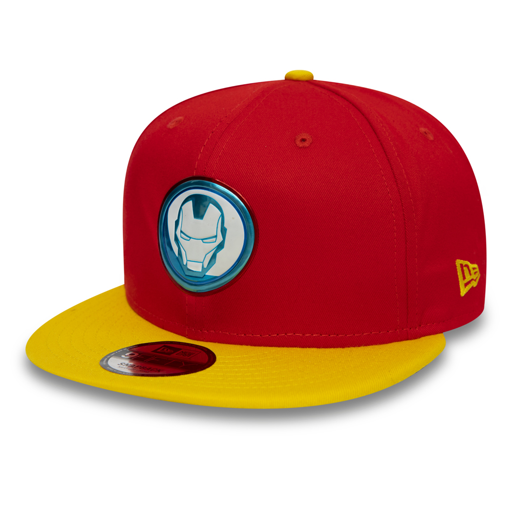 9f4f4452d6a Ironman 9FIFTY Snapback