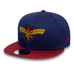 9a58ab456ad Captain Marvel 9FIFTY Snapback