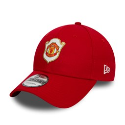 feaabf1eee1 New. Manchester United The Treble 1999 Scarlet 9FORTY